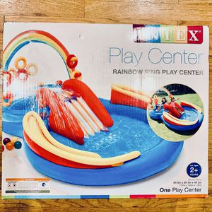 Intex Pool Rainbow Ring Play Center brand new for Sale in Fullerton, CA