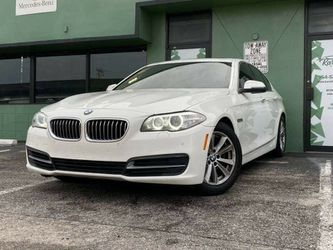 2014 BMW 5 SERIES for Sale in Oakland Park,  FL