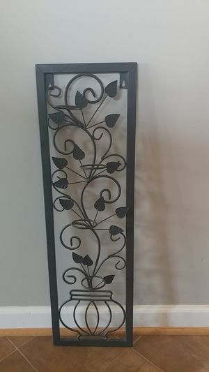 Iron sconce 4 candle for Sale in Charles Town, WV