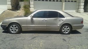 Parting out 2002 e320 Mercedes Benz for Sale in Las Vegas, NV