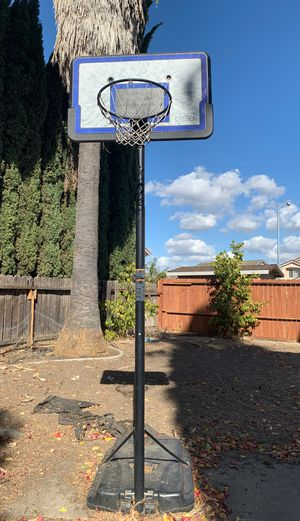 LifeTime basketball hoop for Sale in Stockton, CA