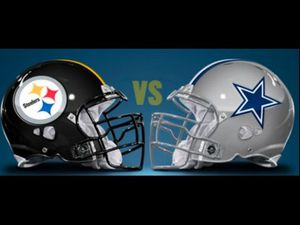 TICKETS Dallas cowboys vs Pittsburgh steelers. November 8. At&t stadium for Sale in Irving, TX