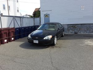 2007 ford taurus sek like new no title1 owner for Sale in Everett, MA
