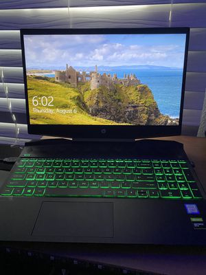 hp 15.6 gaming laptop i5 1650 for Sale in TEMPLE TERR, FL