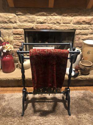 Wooden Blanket Rack (furniture) for Sale in Eastlake, OH