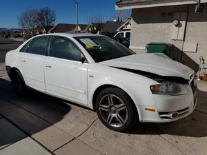 Parts... parting out 2007 Audi A4 for Sale in Apple Valley, CA