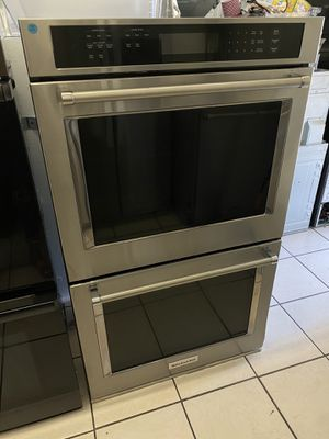 """KITCHEN-AID 30"""" DOUBLE OVEN for Sale in Cerritos, CA"""