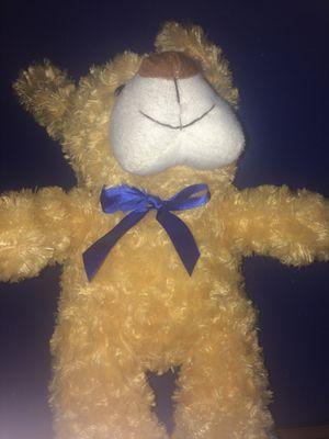 NANCO PLUSH TEDDY BEAR for Sale in Boston, MA