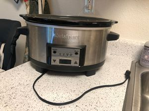 Kitchen Aid slow cooker for Sale in Sacramento, CA