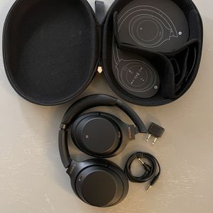 Sony Noise Cancelling Headphones WH 1000XM3 Wireless Like New for Sale in New York, NY