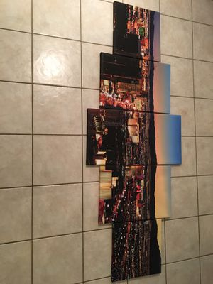 Vegas strip painting for Sale in Peoria, AZ
