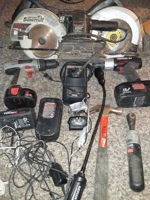 Tools whole lot sold for 1 price for Sale in Elsmere, KY