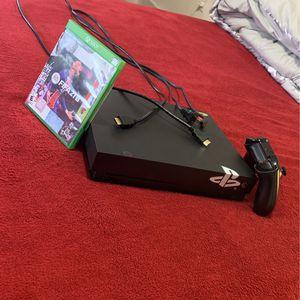 Xbox One X Black for Sale in Boston, MA