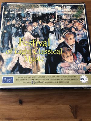 Festival of Light Classical Music Vinyl Record for Sale in Santa Monica, CA