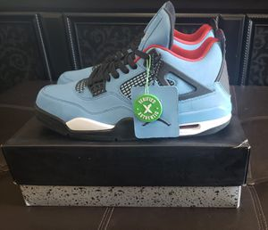 Jordan 4 Retro Travis Scott Sz 11 for Sale in Surprise, AZ