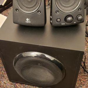 Logitech 2.1ch Speaker (Z623) for Sale in Irvine, CA