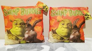 Shrek 2 pillows for Sale in Los Angeles, CA