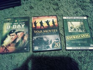 War/Military movies for Sale in Akron, OH