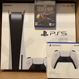 PS5 Bundle for Sale in Lakewood, CA