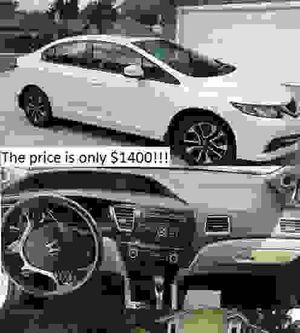 2013 Honda Civic Price$1400 for Sale in Baton Rouge, LA