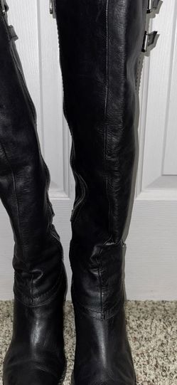 Leather Thigh High Boots for Sale in Salinas,  CA