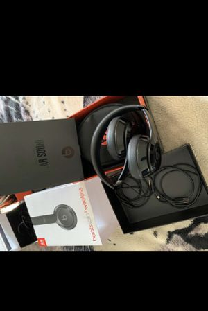 Beats solo 3 for Sale in Fontana, CA