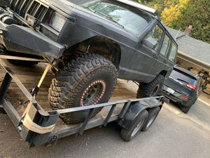 Jx Jeep wheeler for Sale in Orting, WA