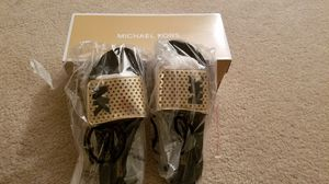 New Michael Kors Slides for Sale in Raleigh, NC