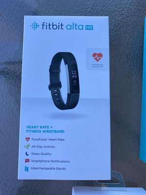 Fitbit Alta HR for Sale in Poway, CA