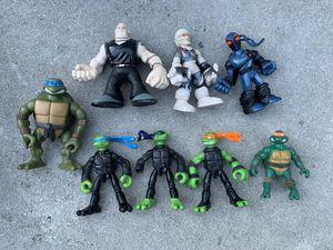 Teenage Mutant Ninja Turtles TMNT action figure toys for Sale in Camp Hill, PA