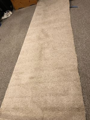 """Carpet Remnant -Beige-142""""x39"""" for Sale in Doylestown, PA"""
