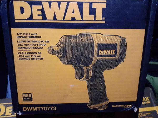 Dewalt Pneumatic 1/2 Impact Wrench
