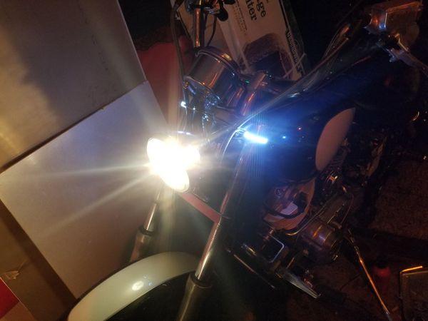 1994 Honda Shadow VT1100C