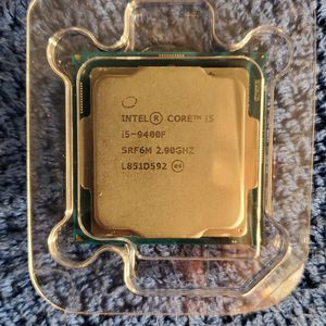 Intel i5 9400f with stock cooler for Sale in Gaithersburg, MD