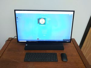 "HP 27"" B110 i7 AIO TOUCHSCREEN DESKTOP COMPUTER ALSO GREAT FOR GAMING for Sale in Irving, TX"