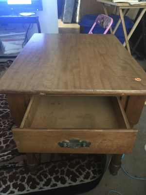 Wood stand for Sale in Detroit, MI
