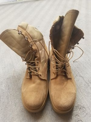 Military Stealtoe Boot SZ 10 for Sale in Tampa, FL