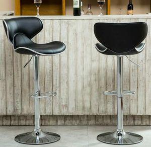 Brand new adjustable barstools/adjustable bar stools in box 2 for $150 for Sale in Atlanta, GA