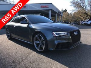 2013 Audi RS 5 for Sale in Kirkland, WA