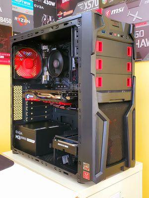 Gaming PC - Ryzen 3 3200G, RX 580, 16GB RAM, 1TB HDD w/ 1-Yr Warranty for Sale in Hollywood, FL