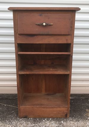 Solid wood cabinet for Sale in College Grove, TN