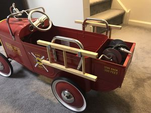 1932 Ford Fire Truck Pedal Car for Sale in Plymouth Meeting, PA