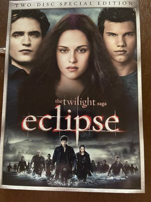 The twilight saga eclipse dvd for Sale in Lancaster, CA