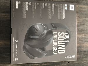 JBL LIVE 500BT - Wireless Over Ear Headphones - $90 for Sale in Downey, CA