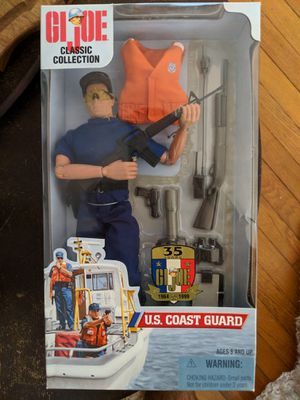 1998 Hasbro GI Joe US Coast Guard GI Joe Classic Collection 35 years 1964 - 1999 for Sale in Orlando, FL