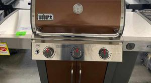 New Weber BBQ Grill K for Sale in Spring, TX
