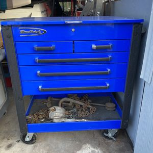 Blue Point Tool Cart for Sale in Olympia, WA