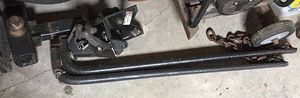 Equalizer Hitch for Sale in Galena, MO