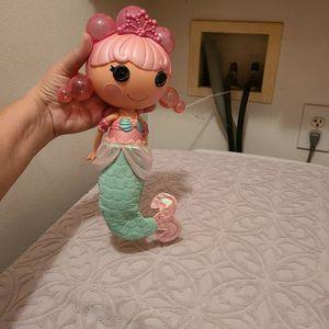 Lalaloopsy Doll Mermaid Pearly Sea Foam for Sale in Riverside, CA
