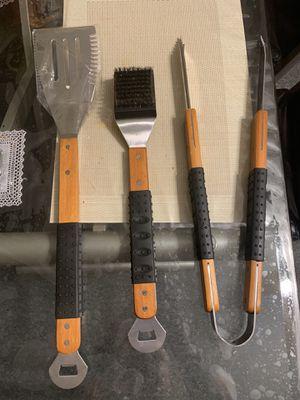 BBQ Tools Set (3 Pcs) NEW !!! for Sale in San Francisco, CA